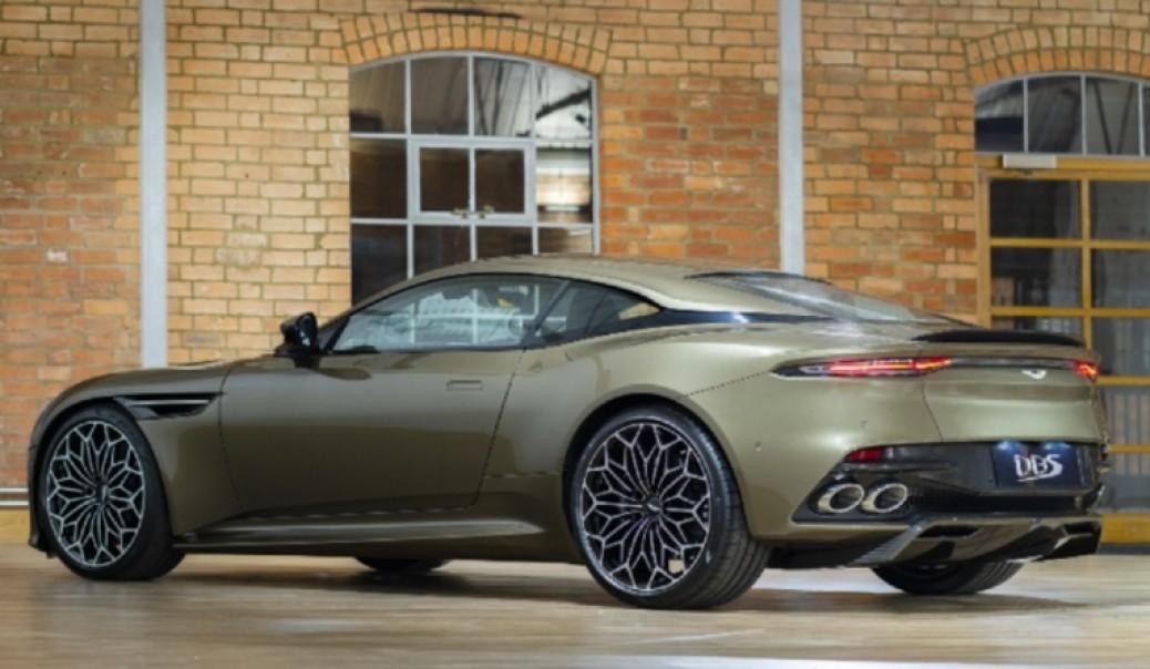 Bond, James Bond, ya tiene coche