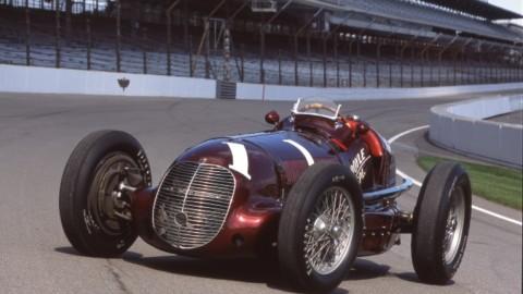 Maserati, éxito en las 500 Millas de Indianápolis