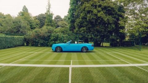 Rolls&Royce y Rafael Nadal en el Aspall Tennis Classic