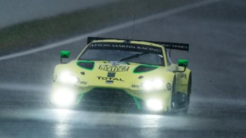 Aston Martin quiere Le Mans 2019