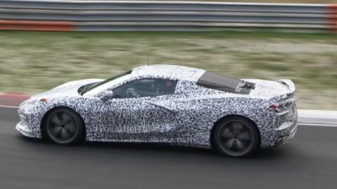Nuevo Corvette C8