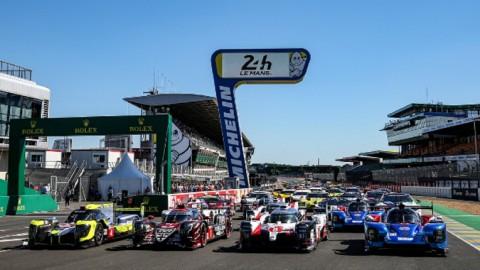 Fin de semana de Le Mans 2019
