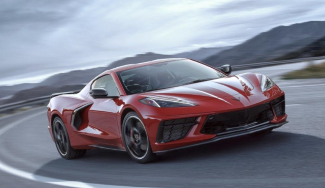 Nuevo C8, un Corvette para los nuevos Astronautas