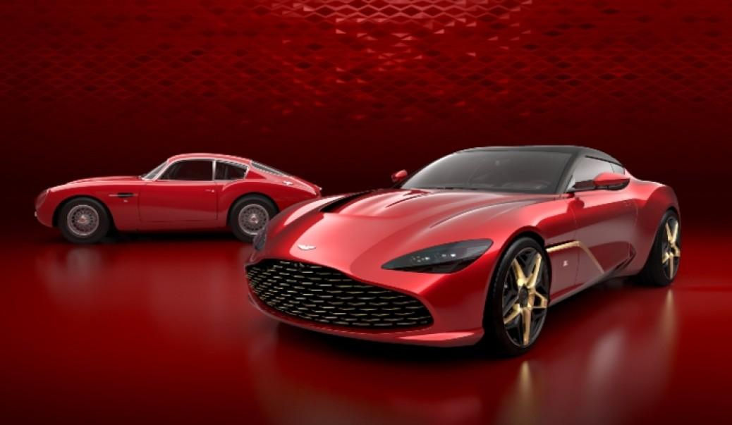 Zagato DBZ Centenary Collection by Aston Martin