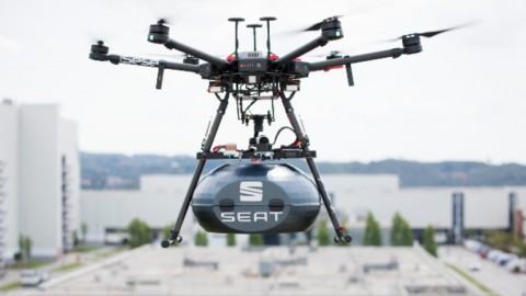 SEAT, Sesé, los Drones y el Verano