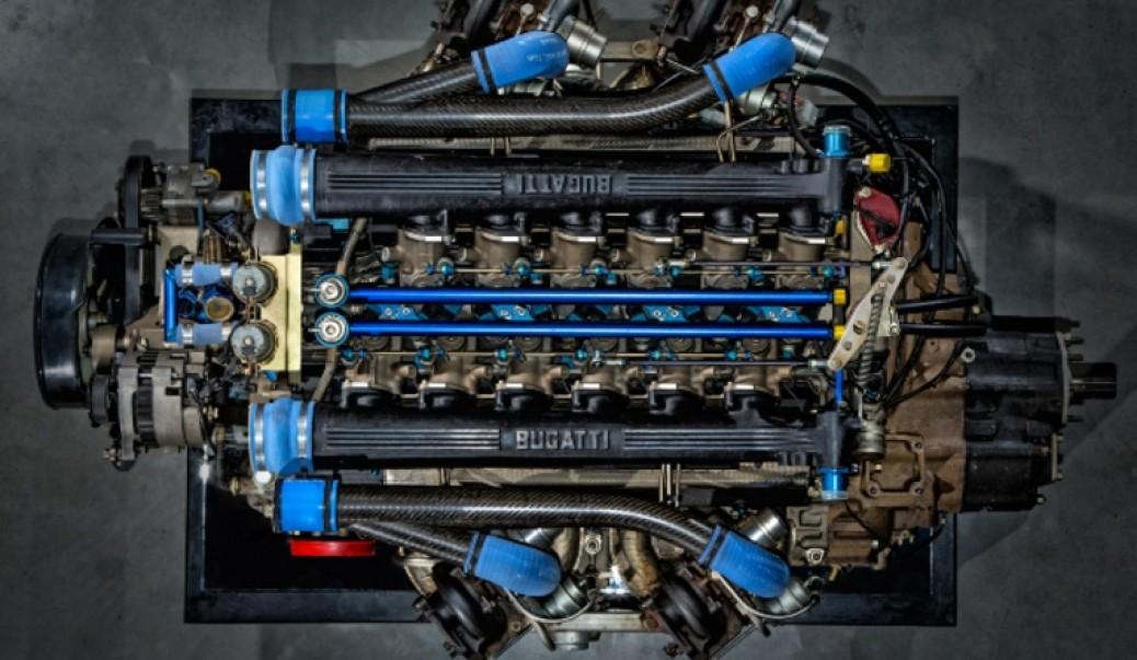 Del EB110 al Chiron. Bugatti siglo XXI