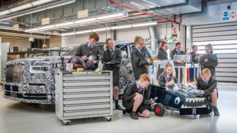 Ingeniería de Vanguardia en el Colegio