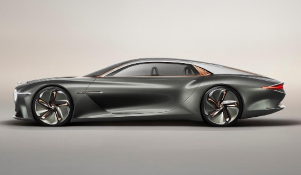 Un Concept Car para un Centenario