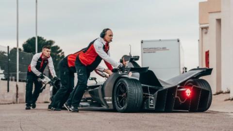 Porsche entra en la Fórmula E