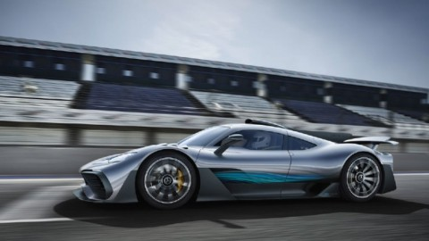 Mercedes AMG One retrasado hasta 2021