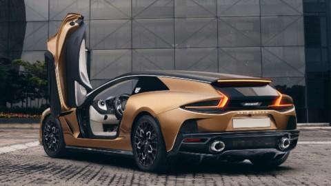McLaren GT by Rain Prisk
