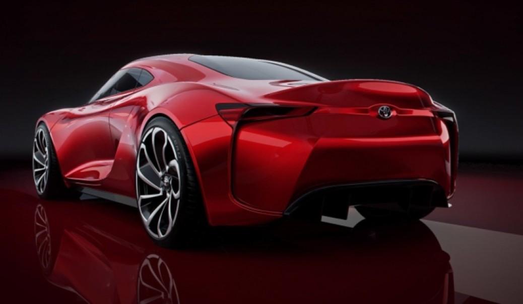 ¿Toyota y Porsche juntos en el Nuevo MR2?
