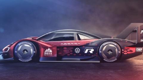 Volkswagen ID.R en la Puerta del Cielo