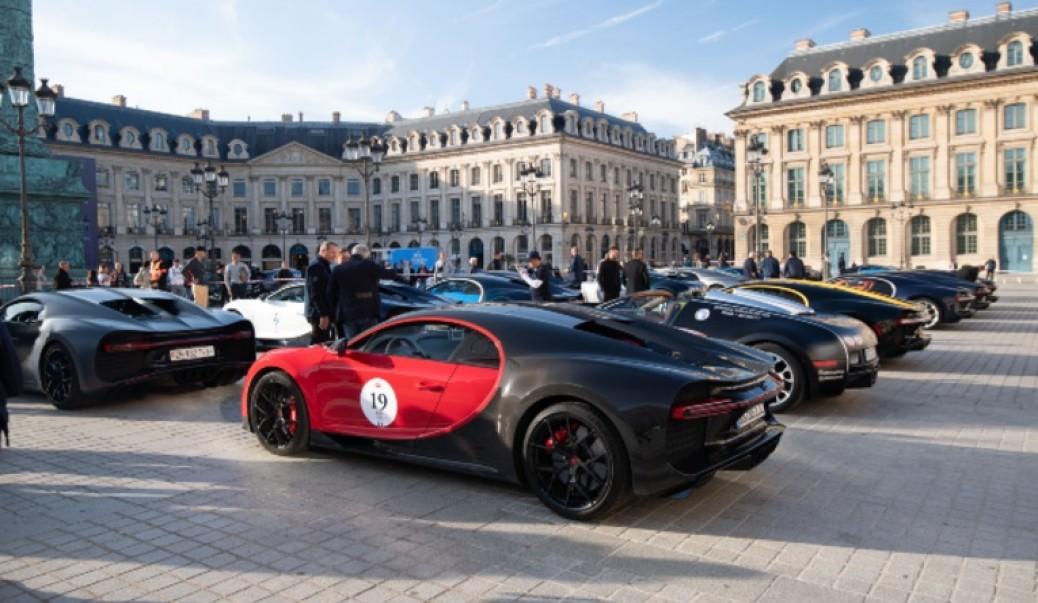 Grand Tour y Grande Fête. Celebraciones para 110 años de Bugatti