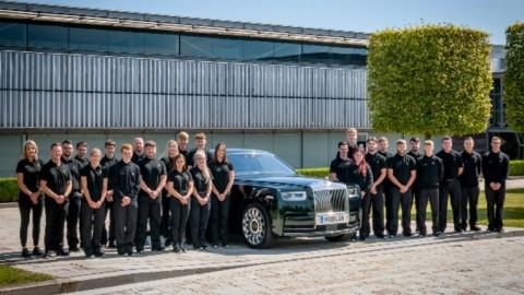 Becarios 2019 en Rolls&Royce