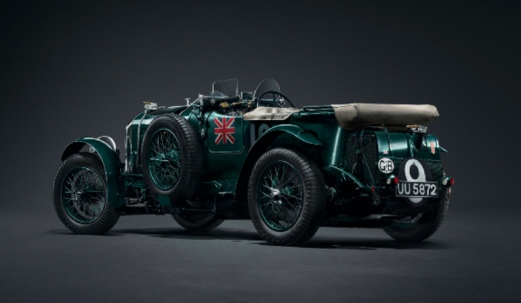 12 Nuevos Bentley Blower 4 1/2 Supercharged de 1929 para el Centenario