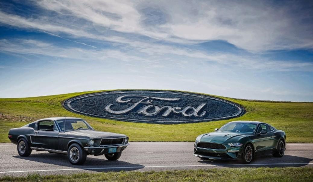 El Ford Mustang Green GT de Bullit For Sale