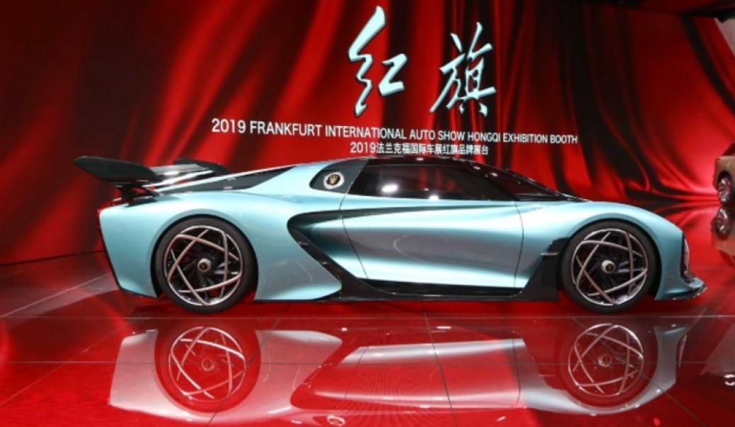 Hongqi, China entra en el Mercado Europeo del Lujo