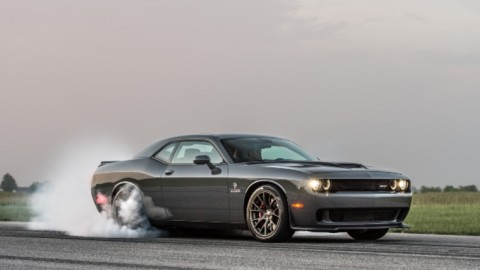 Hell Cat SRT by Hennessey