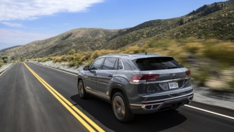 Volkswagen Atlas Cross Sport en USA 2020