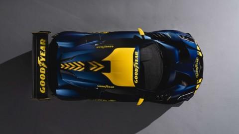 Brabham BT62 de Track Day Car a las Carreras y las Carreteras