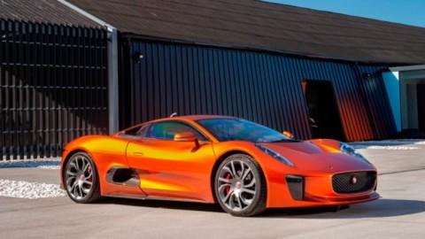 Jaguar C-X75 For Sale. Los malos en crisis