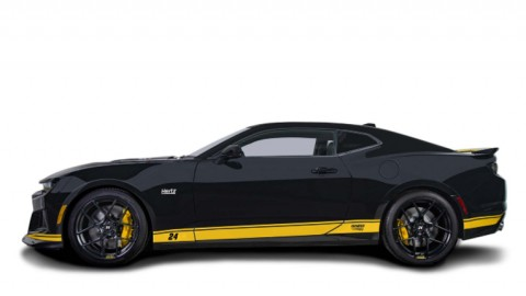 Hertz se pasa a Chevrolet,  Camaro SS y ZL1 For Rent