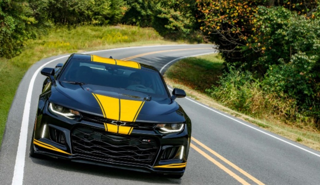 Hertz se pasa a Chevrolet,  Camaro SS y ZL1 For Rent