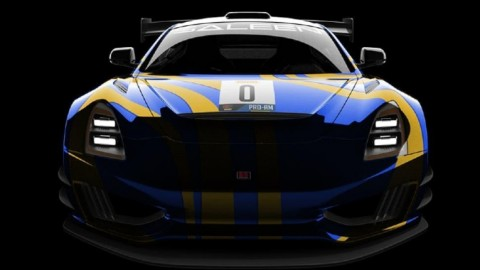 Saleen S1 GT4. Back to Track