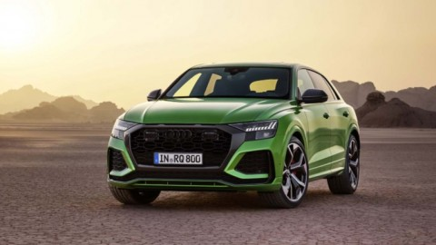 Audi RS Q8 2020 SUV Coupe Estilo RS