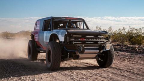 Ford Bronco R. Aperitivo al Bronco 2021