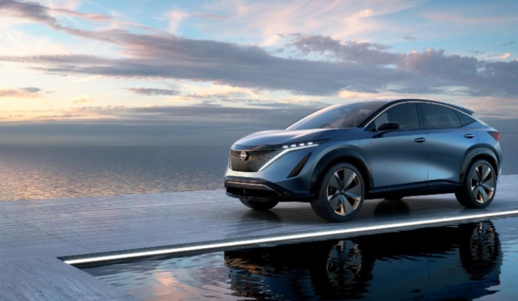 Nissan Ariya. Listo para el 2021