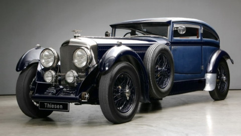 La gesta del Blue Train y los Bentley Boys
