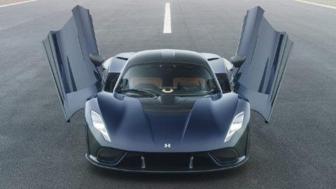 Hennesey Venom F5. Los últimos serán los Primeros