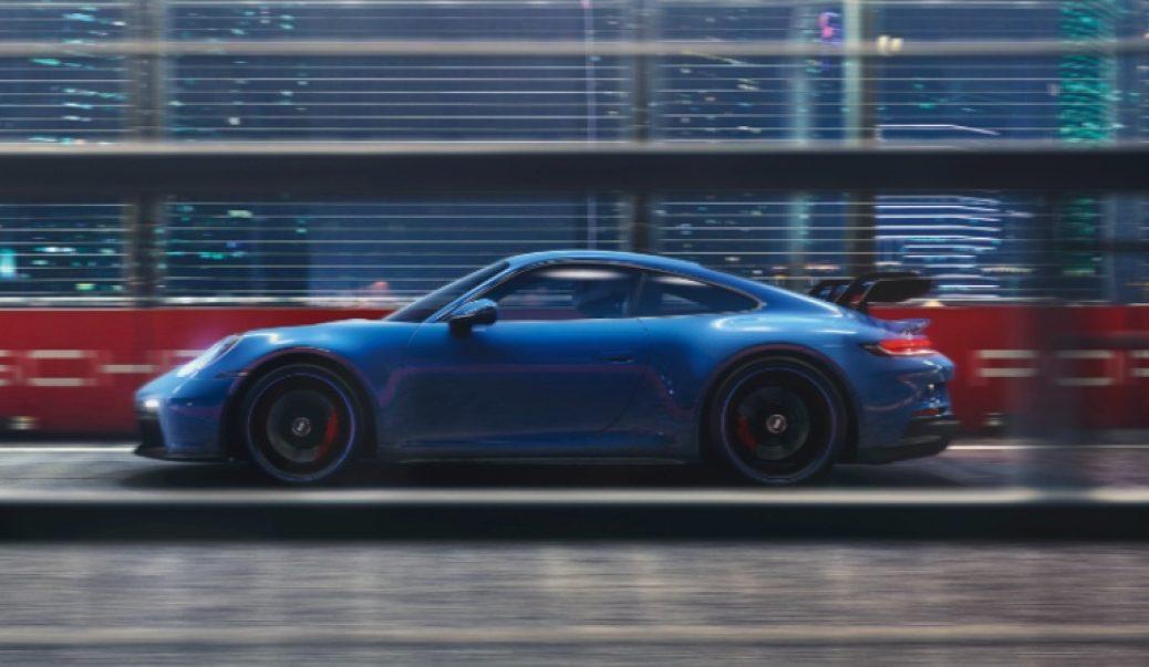 Porsche 911 GT3 992 La Creme de la Creme