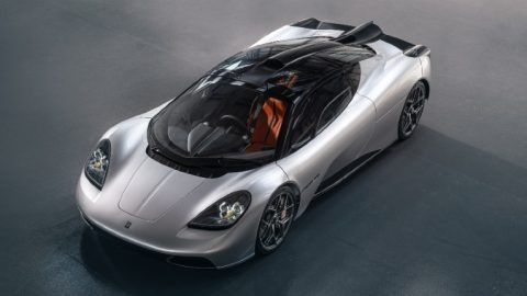 Gordon Murray T50 y T50s, sus últimos Fan Cars
